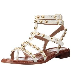 "Sam Edelman ""Eavan"" Gladiator Sandals Size 8.5"